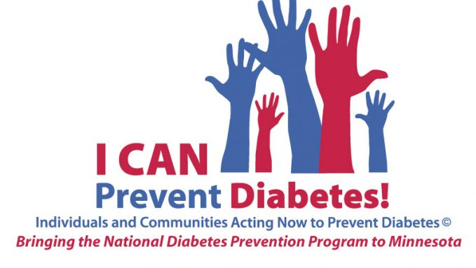 I CAN prevent Diabetes Logo