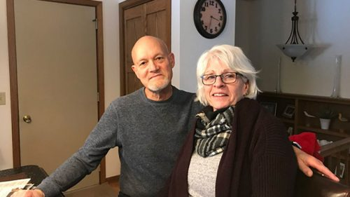 Mark and Vicki Kennedy