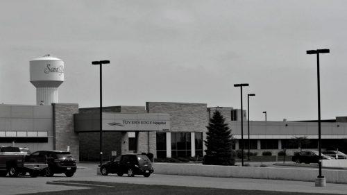 River's Edge Hospital Exterior