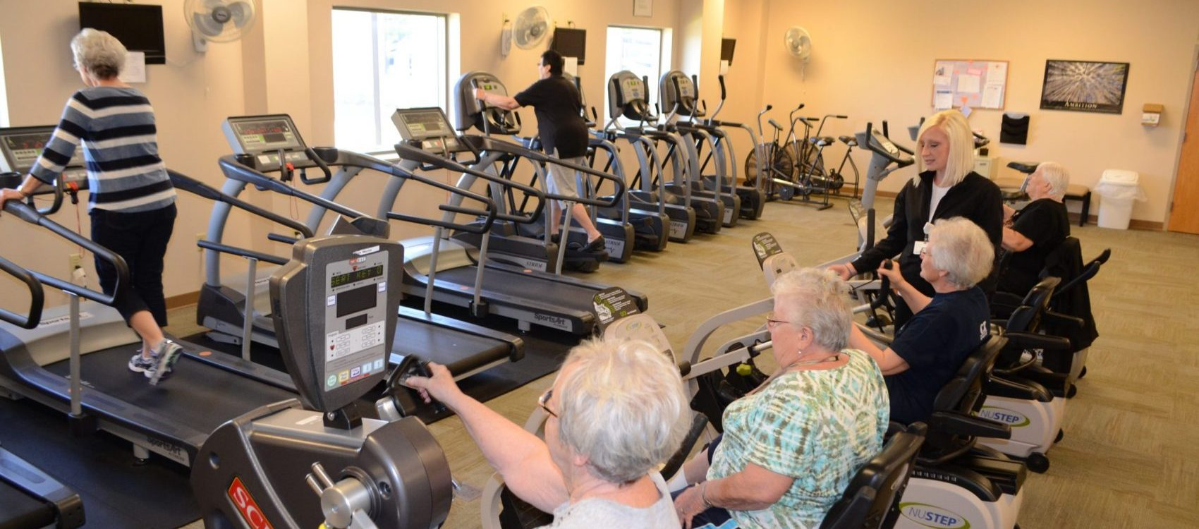 Live Well Fitness Center